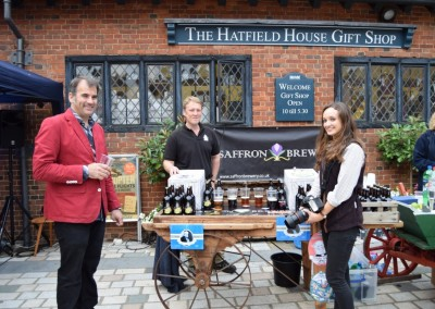Hatfield House Tasting Session