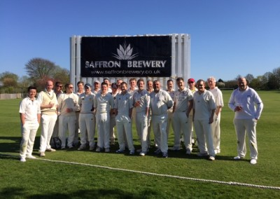 Ickleton Cricket Team